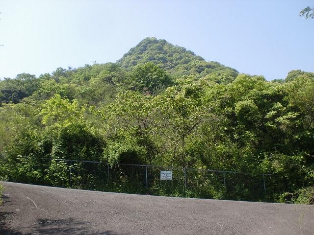雨滝山(雨滝城跡)の登山口にアクセスする方法
