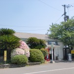 JR造田駅(JR高徳線)とJR造田駅バス停(さぬき市コミュニティバス)