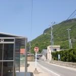 浦生バス停(ことでんバス・浦生線)