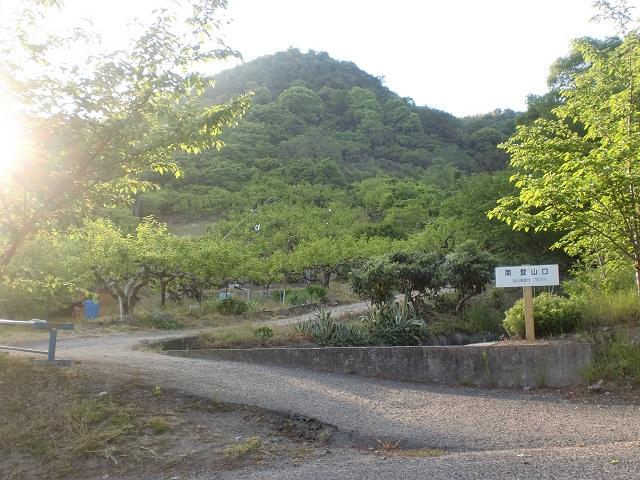 堂山(高松市)の登山口にアクセスする方法