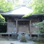 鷲峰寺の本殿