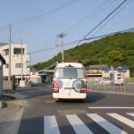 大浜バス停(三豊市コミュニティバス・(高瀬二尾線・託間三野線))
