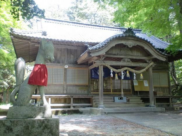 稲荷神社(神南山登山口)