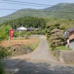 神南山権現登り口前