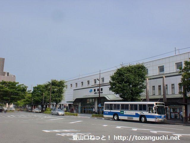 福岡から防府・徳山・下松にアクセスする方法(JR・高速バス)