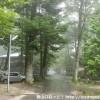南木曽岳の登山口 南木曽温泉と南木曽蘭キャンプ場へのアクセス
