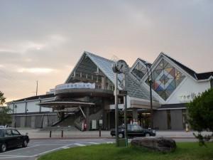 JR佐久平駅(長野県佐久市)