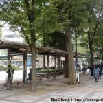 池袋駅東口バス停(西武バスなど)