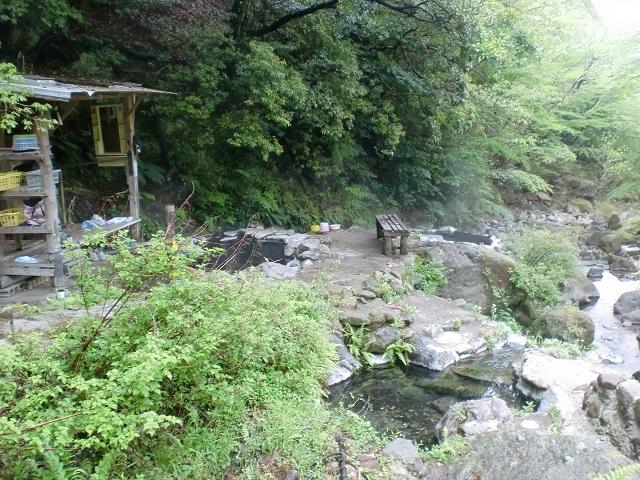 へびん湯・鶴乃湯・明礬温泉にアクセスする方法