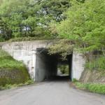 鶴見霊園の手前の高速の高架下