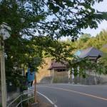 山角バス停(綾川町町営バス)