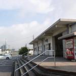 JR櫛ヶ浜駅