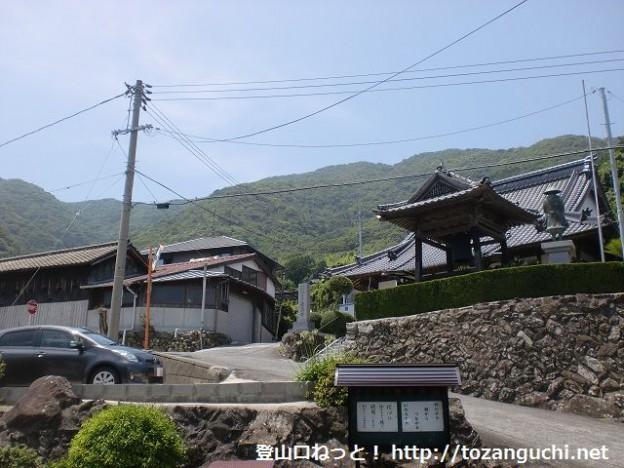 報恩寺(柳井市)
