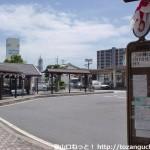 柳井駅前バス停(防長バス)