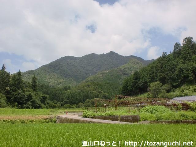 蓮華山の登山口 比叡神社にアクセスする方法