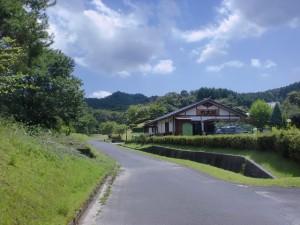 丸太村前(岩国市)