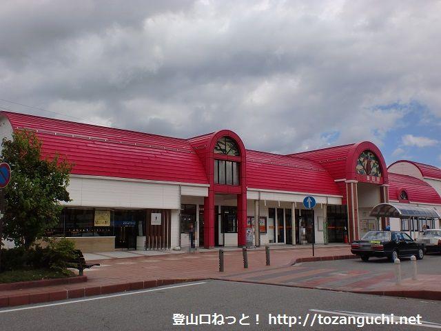 JR飯田駅