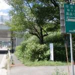 中央道駒ヶ根インターバス停