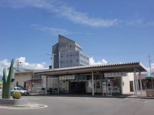 JR伊那市駅