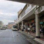 茅野駅バス停(西口)