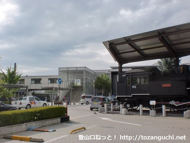 茅野駅(東口)