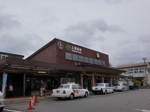 JR上諏訪駅