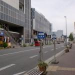 上諏訪駅バス停
