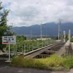 中央道韮崎バス停