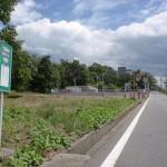 韮崎インター入口バス停
