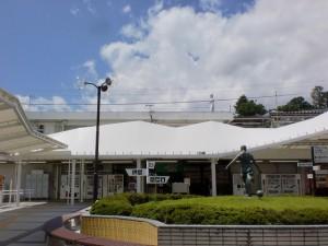 JR韮崎駅