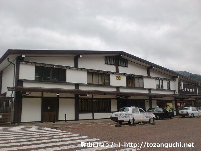 木曽福島駅にアクセスする方法(新宿からバス・名古屋からJR)