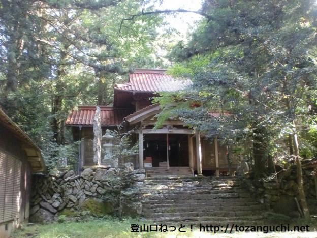 氷見神社(秘密尾)