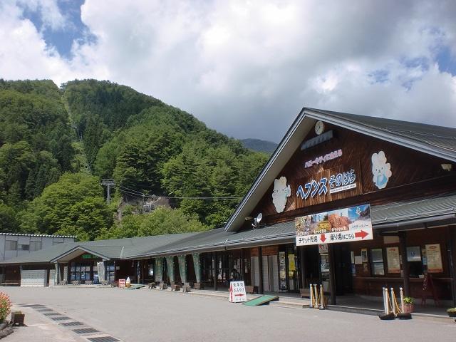 恵那山の登山口 神坂峠とヘブンスそのはらにアクセスする方法