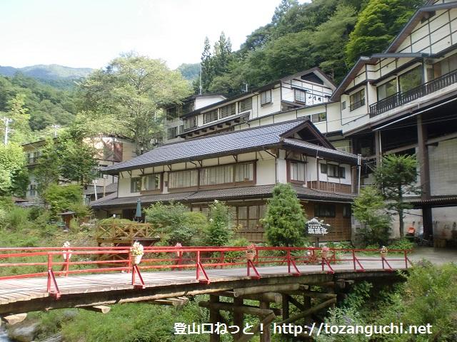 鹿塩温泉(大鹿村)