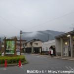 JR上松駅