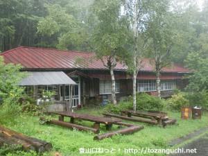 木曽駒荘(上松Bコース登山口)