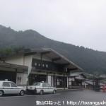 JR南木曽駅