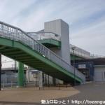 南海電鉄の箱作駅