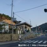 南海電鉄の孝子駅