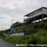 川西駅(JR・錦川鉄道)