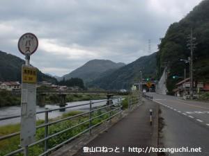 青原駅前バス停(石見交通)