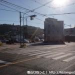 新三田駅前交差点(国道176号・県道570号)