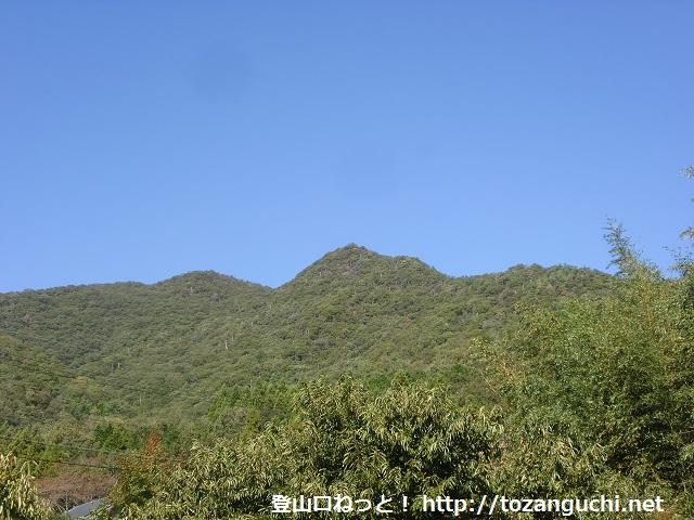 千丈寺山の登山口 乙原てんぐの森に路線バスでアクセスする方法