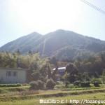 大船山の十倉登山口に路線バスでアクセスする方法
