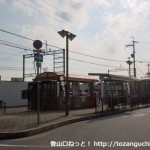 阪急電鉄の山本駅