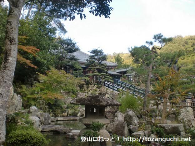 清荒神清澄寺の本堂