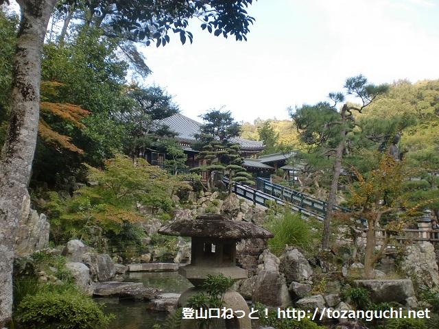 中山連山の登山口 清荒神と大林寺にアクセスする方法