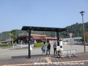 山口駅バス停(防長バス)