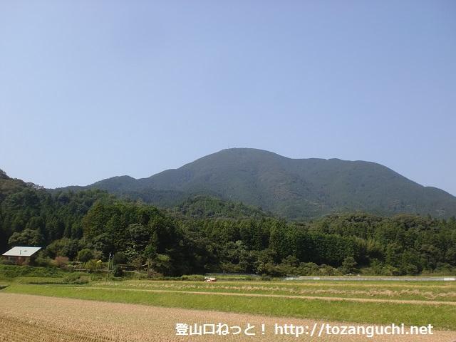 崋山の登山口 神上寺にアクセスする方法(下関駅からバス)