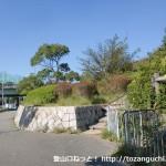 須磨アルプス(栂尾山・横尾山)の高倉団地側登山口